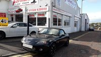 USED 2006 06 MAZDA MX-5 2.0 Sport 2dr LEATHER+LOW MILES+1 YEARS MOT!