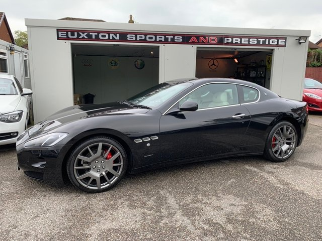 MASERATI GRANTURISMO at Euxton Sports and Prestige