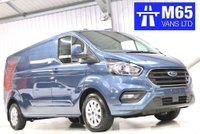 USED 2019 FORD TRANSIT CUSTOM 2.0 300 L2H1 Limited 5dr TAILGATE - LWB - AUTO - 170