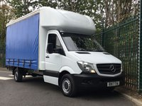 USED 2017 17 MERCEDES-BENZ SPRINTER 2.1 314CDI 1d 140 BHP