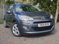2014 CITROEN C3 1.6 EXCLUSIVE 5d AUTO 118 BHP £6500.00