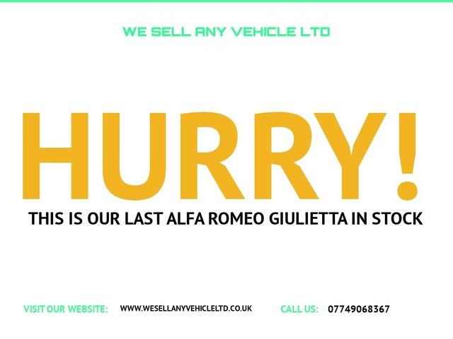 USED 2011 61 ALFA ROMEO GIULIETTA 1.4 MULTIAIR LUSSO TB RED INTERIOR