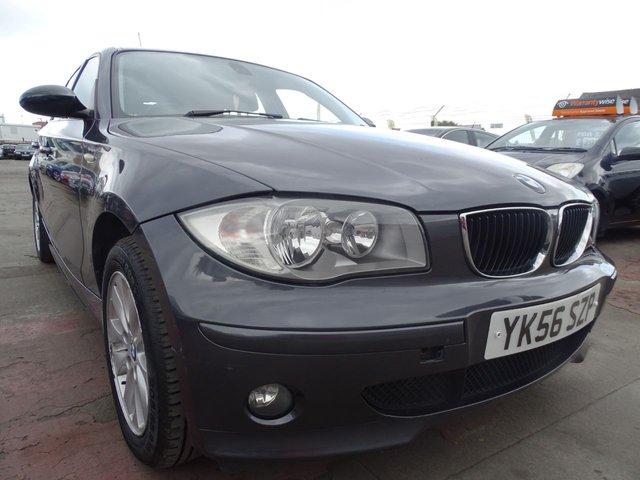 USED 2006 56 BMW 1 SERIES 1.6 116I SE 5DOOR FULL SERVICE