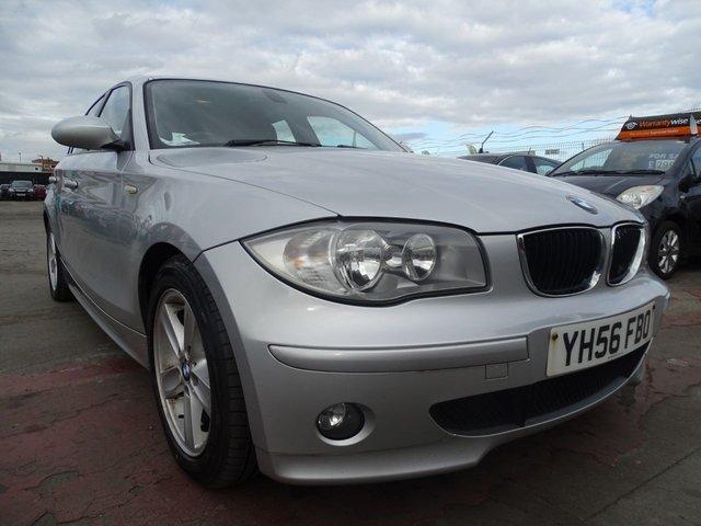 USED 2006 56 BMW 1 SERIES 2.0 120D SPORT 5d 161 BHP