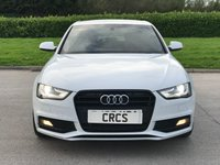 USED 2013 63 AUDI A4 2.0 TDI BLACK EDITION 4d 174 BHP