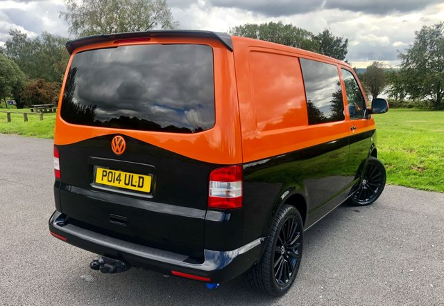 VOLKSWAGEN TRANSPORTER at 5 Star Vehicle Solutions