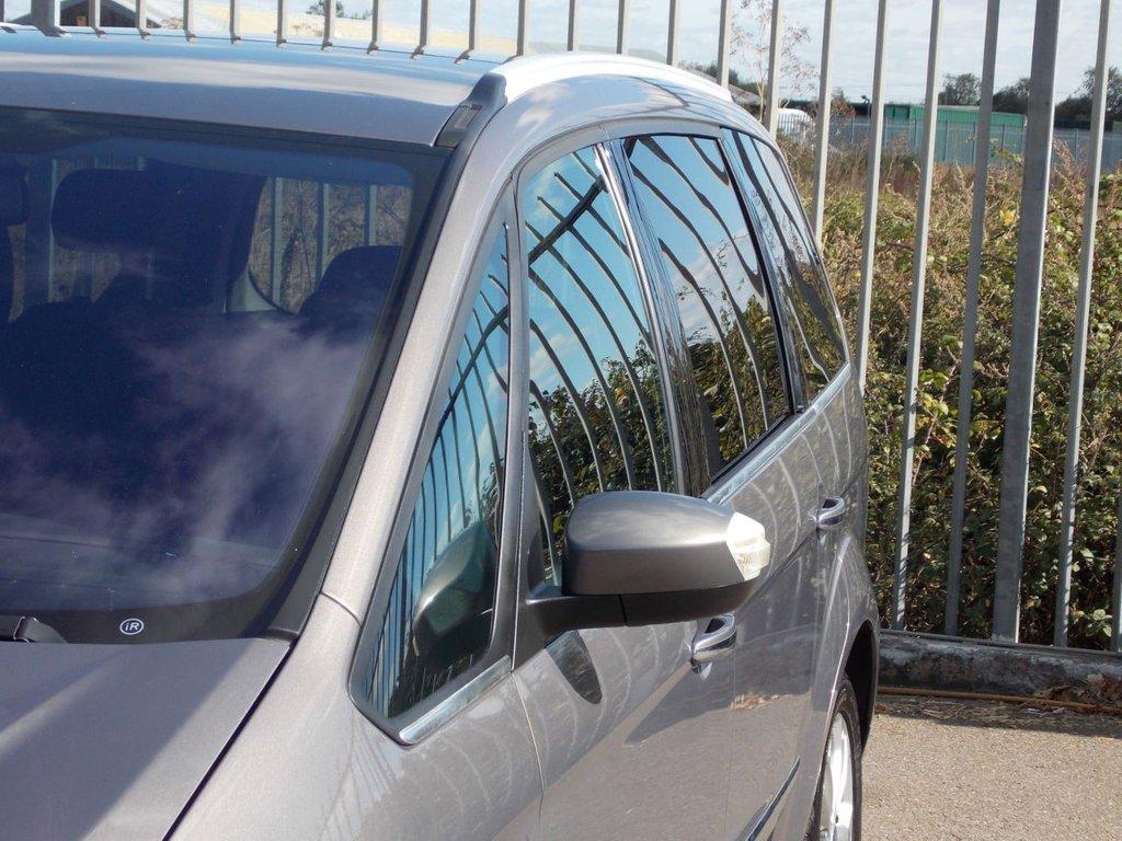 USED 2012 12 FORD GALAXY 2.0 TITANIUM TDCI 5d AUTO 161 BHP