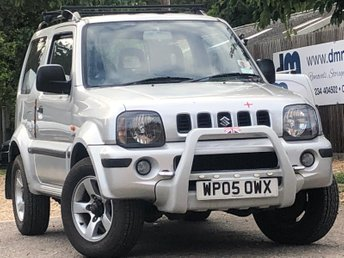 View our SUZUKI JIMNY