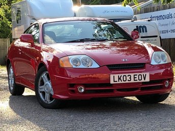 View our HYUNDAI COUPE