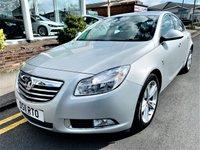 2011 VAUXHALL INSIGNIA 2.0 SRI NAV CDTI 5d AUTO 158 BHP £4495.00