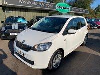 2013 SKODA CITIGO 1.0 SE 12V 3d 59 BHP £3489.00
