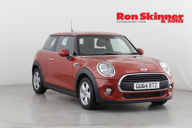 View our 2014 64 MINI HATCH ONE 1.2 ONE 3d 101 BHP with Pepper Pack + 16in Alloys