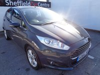 USED 2014 64 FORD FIESTA 1.2 ZETEC 5d 81 BHP £160 A MONTH ELECTRIC WINDOWS AIR CONDITIONING CENTRAL LOCKING FULL SERVICE HISTORY POPULAR HATCHBACK  SUPPLIED WITH FULL MOT