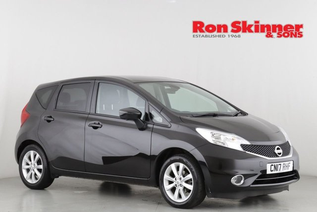 View our 2017 17 NISSAN NOTE 1.2 TEKNA DIG-S 5d 98 BHP