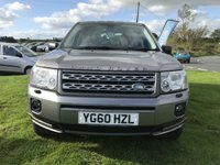 2010 LAND ROVER FREELANDER 2.2 TD4 GS 4x4 2 OWNERS FSH MAINLY LAND ROVER VERY WELL LOOKED AFTER  £5995.00