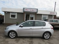 USED 2015 15 PEUGEOT 308 1.6 HDI ACTIVE 5DR DIESEL 92 BHP