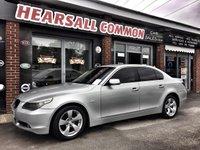 2003 BMW 5 SERIES 2.5 525I SE 4d AUTO 190 BHP £1500.00
