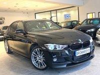 USED 2017 67 BMW 3 SERIES  320D XDRIVE M SPORT 4d AUTO 188 BHP BM PERFORMANCE STYLING+X-DRIVE