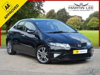 USED 2010 10 HONDA CIVIC 1.8 I-VTEC SI 5d 138 BHP 5 DOOR FAMILY HATCHBACK WITH FULL ELECTRIC PACK