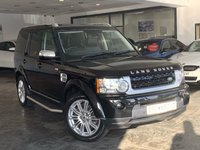 USED 2012 62 LAND ROVER DISCOVERY 3.0 SDV6 HSE LUXURY 5d 255 BHP PAN ROOF+REAR SCREENS+7 SEATS