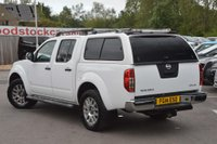 USED 2014 14 NISSAN NAVARA 3.0 dCi V6 Outlaw Double Cab Pickup 4dr (EU5) ONE OWNER*TOW BAR*CANOPY