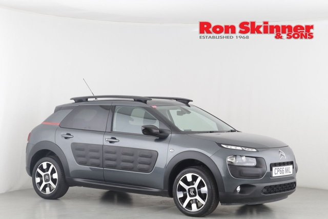 View our 2016 66 CITROEN C4 CACTUS 1.6 BLUEHDI FLAIR EDITION 5d 98 BHP