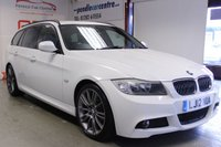 USED 2012 12 BMW 3 SERIES 2.0 318D SPORT PLUS EDITION TOURING 5d AUTO 141 BHP