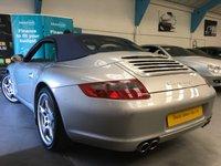 USED 2007 07 PORSCHE 911 3.8 CARRERA 4 TIPTRONIC S 2d AUTO 350 BHP