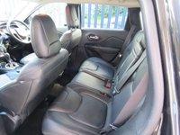 USED 2016 16 JEEP CHEROKEE 2.2 M-JET II NIGHT EAGLE 5d AUTO 197 BHP Leather, Satnav, Service History