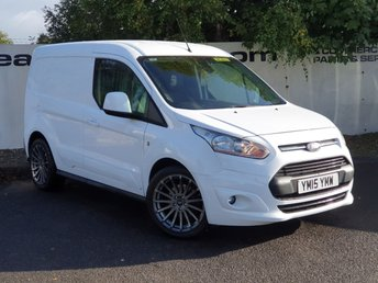 2015 FORD TRANSIT CONNECT 2015 115 1.6 115 BHP LIMITED P/V**7115 VANS IN STOCK** £7800.00
