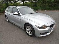 2014 BMW 3 SERIES 2.0 320D EFFICIENTDYNAMICS TOURING 5d 161 BHP £7790.00