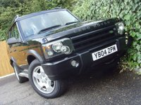 2004 LAND ROVER DISCOVERY 2.5 LANDMARK TD5 5d AUTO 136 BHP £3499.00