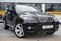 USED 2010 60 BMW X6 3.0 XDRIVE40D 4d AUTO 302 BHP NO DEPOSIT FINANCE AVAILABLE