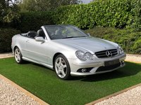 USED 2007 07 MERCEDES-BENZ CLK 1.8 CLK200 KOMPRESSOR SPORT 2d 181 BHP A High Spec Low Mileage Sport Model in Excellent Condition with a Full Service History. Presented in Bright Silver with Black Soft-Top Convertible Roof, AMG Body Styling, 18 Inch AMG Alloy Wheels and a Full Grey Leather Interior in Excellent Condition. Features Include, Park Distance Control, Automatic Headlights with Power Wash, Leather Multi Function Steering Wheel, Radio, CD & AUX Input, Cruise Control, Heated Electric Powefold Mirrors, Dual Zone Climate Control, On-board Computer