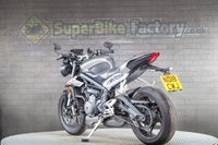 USED 2018 18 TRIUMPH STREET TRIPLE 765 ALL TYPES OF CREDIT ACCEPTED. GOOD & BAD CREDIT ACCEPTED, OVER 700+ BIKES IN STOCK
