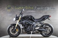 USED 2013 63 TRIUMPH STREET TRIPLE 675 ABS ALL TYPES OF CREDIT ACCEPTED. GOOD & BAD CREDIT ACCEPTED, OVER 700+ BIKES IN STOCK