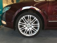 USED 2011 61 SKODA SUPERB 2.0 ELEGANCE TDI CR DSG 5d AUTO 140 BHP