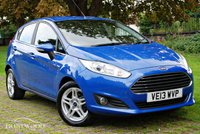 USED 2013 13 FORD FIESTA 1.0 ECOBOOST ZETEC  [100 BHP] 5 DOOR HATCHBACK
