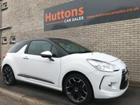 USED 2013 62 CITROEN DS3 1.6 THP DSPORT PLUS 3d 156 BHP