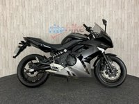 2011 KAWASAKI ER-6F ER 6F 1 PREVIOUS OWNER LOW MILEAGE EXAMPLE 2011 11  £2990.00