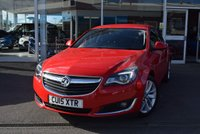 USED 2015 15 VAUXHALL INSIGNIA 1.8 SRI 5d 138 BHP FINANCE TODAY WITH NO DEPOSIT