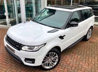 USED 2016 16 LAND ROVER RANGE ROVER SPORT 3.0 SDV6 HSE DYNAMIC 5d AUTO 306 BHP Cost New With Extras £74830