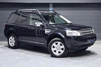 USED 2012 61 LAND ROVER FREELANDER 2.2 TD4 GS 5d 150 BHP