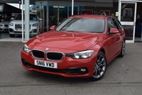 2016 BMW 3 SERIES 2.0 320D ED PLUS TOURING 5d 161 BHP £13490.00
