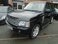 USED 2008 58 LAND ROVER RANGE ROVER 3.6 TDV8 VOGUE 5d AUTO 272 BHP LOVELY EXAMPLE+FULL HISTORY