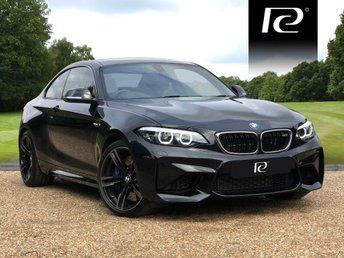 2018 BMW M2 3.0 M2 2d AUTO 365 BHP £36990.00