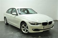 USED 2015 15 BMW 3 SERIES 2.0 320D SE 4d 181 BHP FULL LEATHER + SAT NAV + JUST SERVICED
