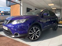 USED 2014 64 NISSAN QASHQAI 1.5 DCI TEKNA 5d 108 BHP **AMAZING SPECIFICATION**LOW MILEAGE**FULL HISTORY**