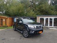 2016 NISSAN NP300 NAVARA 2.3 DCI TEKNA 4X4 SHR DCB 1d AUTO 190 BHP £18795.00
