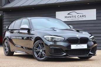 2018 BMW 1 SERIES 3.0 M140I SHADOW EDITION 5d AUTO 335 BHP £26500.00